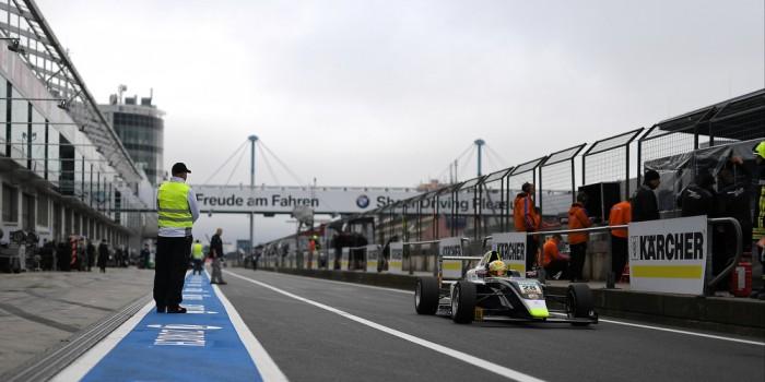 ADAC Formel 4 - 2016, Nuerburg, 05.08.2016